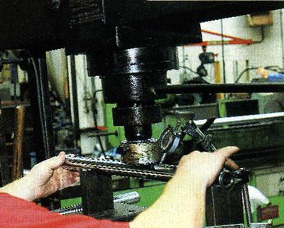 Fork Straightening Motorbike Fork Repair Motorbike